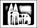 Gingerbread Chartres Cathedral thumbnail button